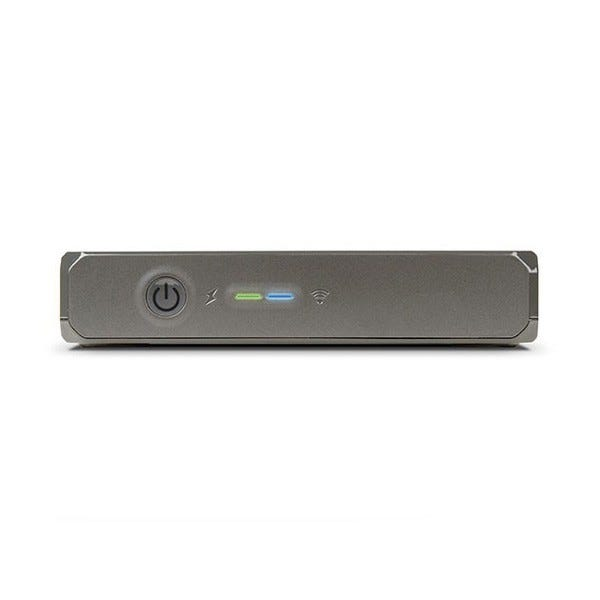 LaCie FUEL Wireless Storage with Wi-Fi 802.11 b/g/n and USB 3.0 1TB, 2TB