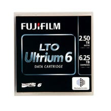 Fuji LTO 6 Ultrium Barium Ferrite Data Cartridge