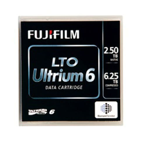 Fuji 2.5TB LTO Ultrium 6 Data Cartridge