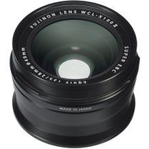 FUJIFILM Fujinon Super EBC WCL-X100 II Wide Conversion Lens - Black