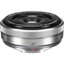 FUJIFILM Fujinon XF 27mm f/2.8 Aspherical Lens - Silver