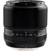 FUJIFILM Fujinon XF 60mm f/2.4 R Macro Lens