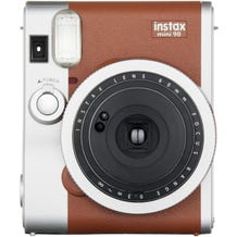 Fujifilm INSTAX Mini 90 Neo Classic Instant Camera (Brown)