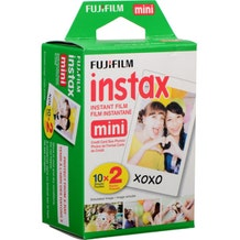 FUJIFILM INSTAX Mini Instant Film (20 Exposures) For Polaroid Cameras 16437396
