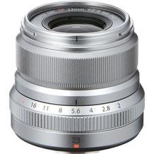 FUJIFILM Super EBC XF 23mm f/2 R WR Lens - Silver