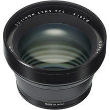 FUJIFILM Fujinon Super EBC TCL-X100 II Tele Conversion Lens - Black