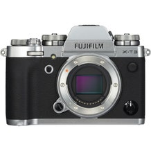 FUJIFILM X-T3 Mirrorless Digital Camera - Silver