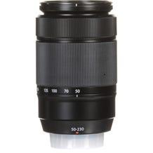 FUJIFILM Fujinon XC 50-230mm f/4.5-6.7 OIS II Aspherical Lens - Black