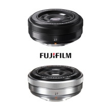 FUJIFILM Fujinon XF 27mm f/2.8 Aspherical Lens - Black Or Silver