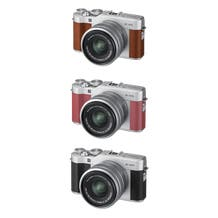 FUJIFILM X-A5 Mirrorless Digital Camera with 15-45mm Lens - Various Colors