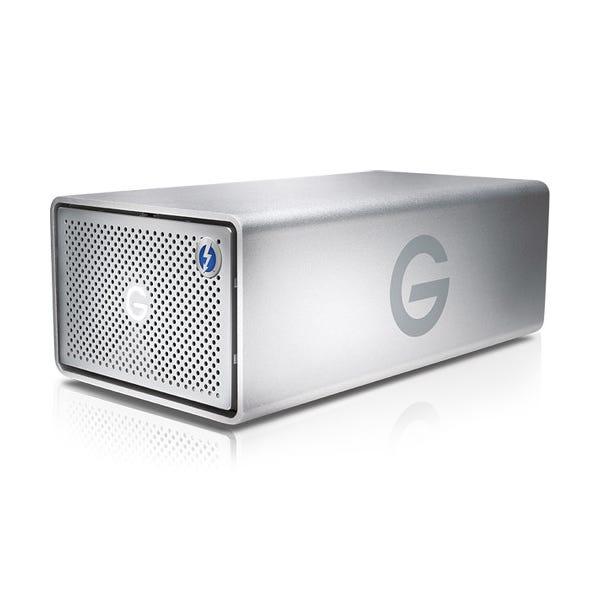 G-Technology 12TB G-RAID 2-Bay Thunderbolt 3 RAID Array Drive