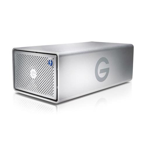 G-Technology 16TB G-RAID 2-Bay Thunderbolt 3 RAID Array Drive