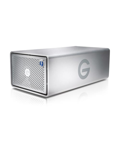 G-Technology 16TB G-RAID 2-Bay Thunderbolt 3 RAID Array Drive