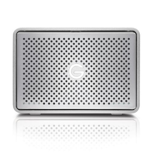 G-Technology 12TB G-RAID USB 3.0 G1 Removable Dual-Drive Storage System