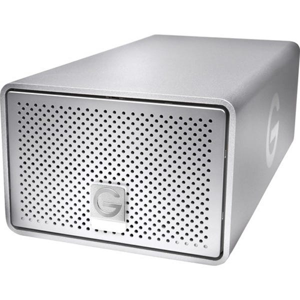 G-Tech 12TB G-RAID Storage System with Removable Drives