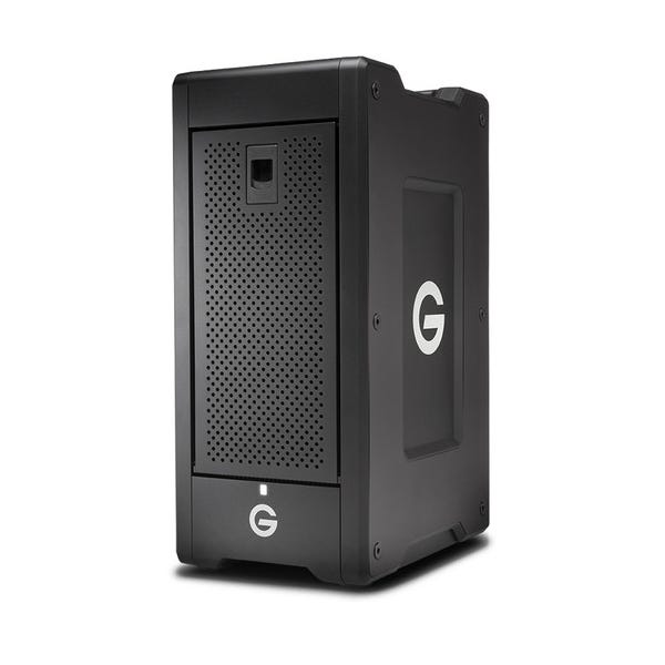G-Technology 64TB G-SPEED Shuttle XL 8-Bay Thunderbolt 3 RAID Array Drive
