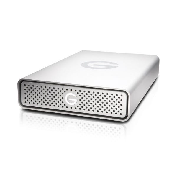 G-Technology 10TB G-DRIVE USB-C External Drive