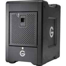 G-Technology G-SPEED Shuttle 72TB 4-Bay Thunderbolt 3 RAID Array (4 x 18TB)