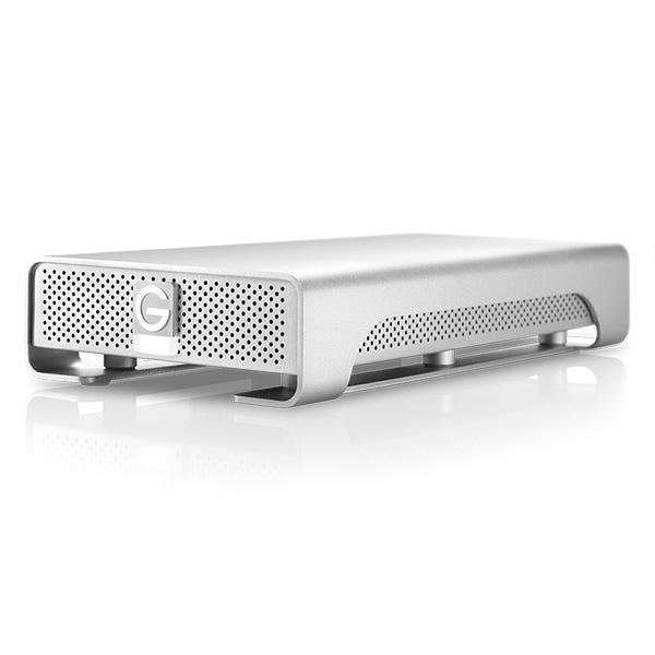 G-Technology G-DRIVE Professional Strength External Hard Drive 2TB, 4TB