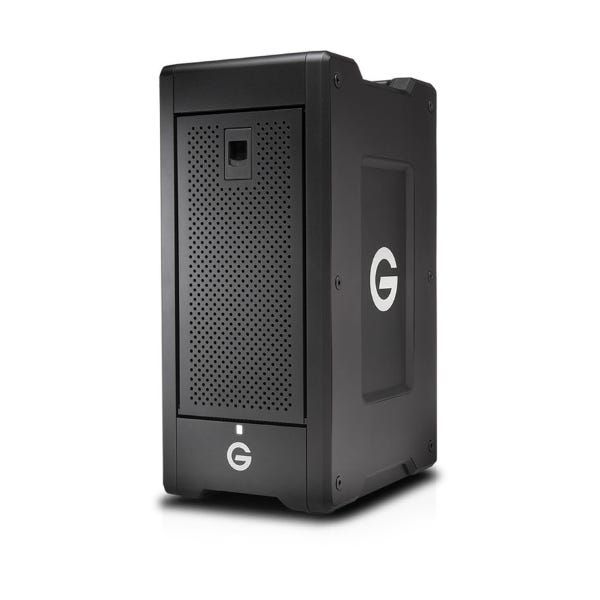 G-Technology 96TB G-SPEED Shuttle XL 8-Bay Thunderbolt 3 RAID Array Drive