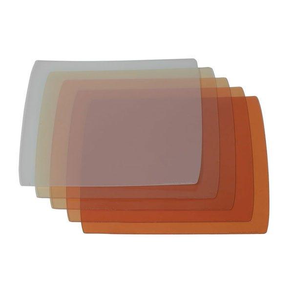 Litepanels CTO Gel Set with Bag for Astra 1x1 LED Panel