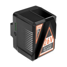 SHAPE FULL PLAY 26V 260Wh Lithium-Ion Battery (Gold Mount)