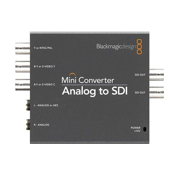 BlackMagic Mini Converter - Analog/SDI 2