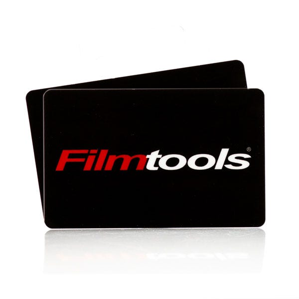 Filmtools Giftcard - $10