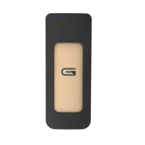 Glyph 525GB Atom External SSD USB 3.1 Type-C - Gold