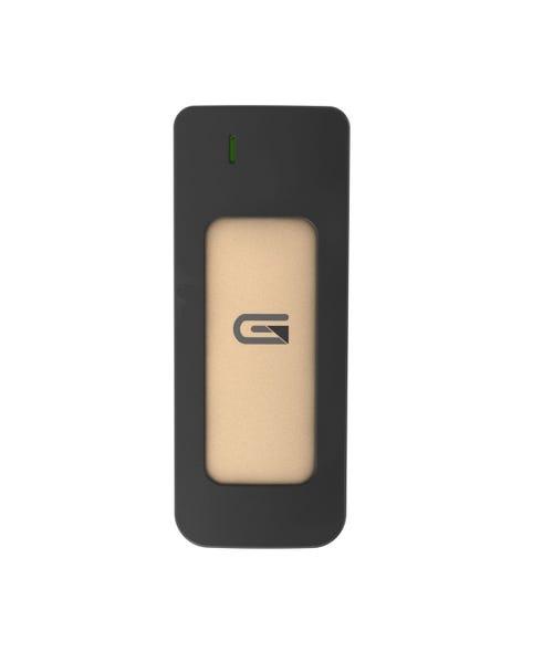 Glyph 275GB Atom External SSD USB 3.1 Type-C - Gold