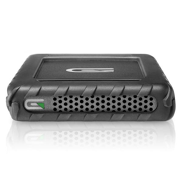 Glyph Technologies 2TB Blackbox Plus 5400RPM USB 3.1 Gen 2 Type-C External Hard Drive