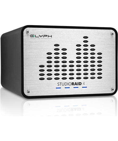 Glyph Technologies 4TB StudioRAID4 4-Bay USB 3.1 Gen 1 RAID Array