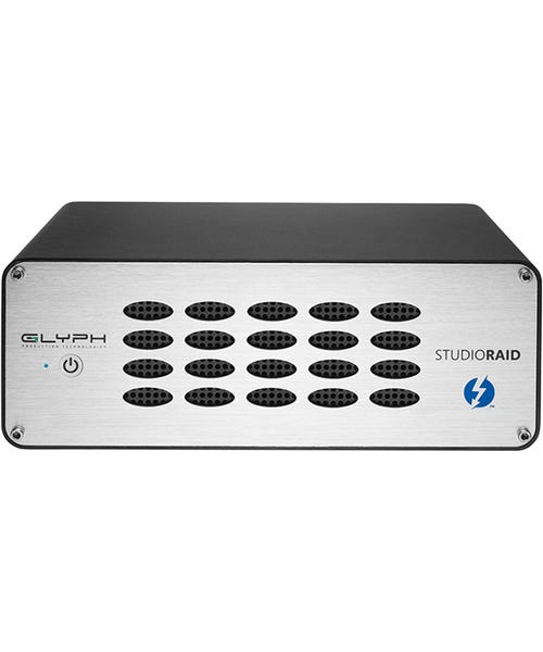 Glyph Technologies 4TB StudioRAID 2-Bay Thunderbolt 2 RAID Array