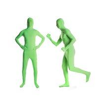Savage Green Screen Suit - Medium