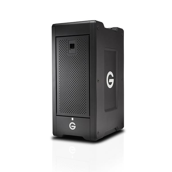 G-Technology 48TB G-SPEED Shuttle XL 8-Bay Thunderbolt 2 RAID Array Drive