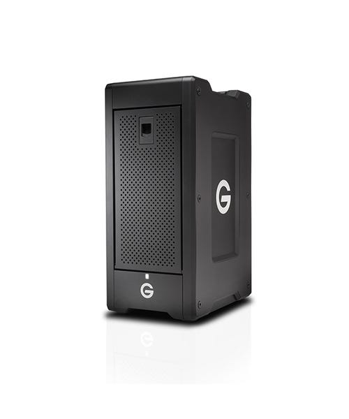 G-Technology 36TB G-SPEED Shuttle XL 8-Bay Thunderbolt 2 RAID Array Drive w/ Two ev Bay Adapters
