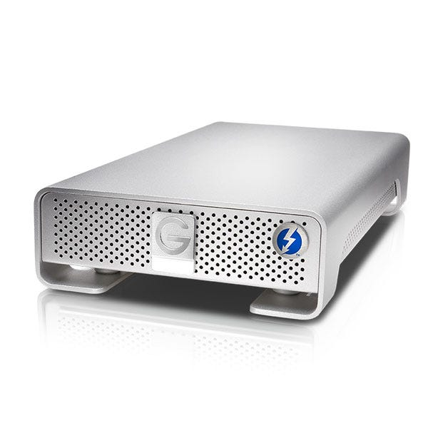 G-Technology 8TB G-DRIVE Thunderbolt USB 3.0 Hard Drive