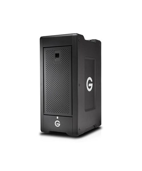 G-Technology 60TB G-SPEED Shuttle XL 8-Bay Thunderbolt 2 RAID Array Drive w/ Two ev Bay Adapters