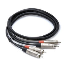 Hosa Technology Pro Stereo Interconnect, Dual REAN RCA to Same - 20'
