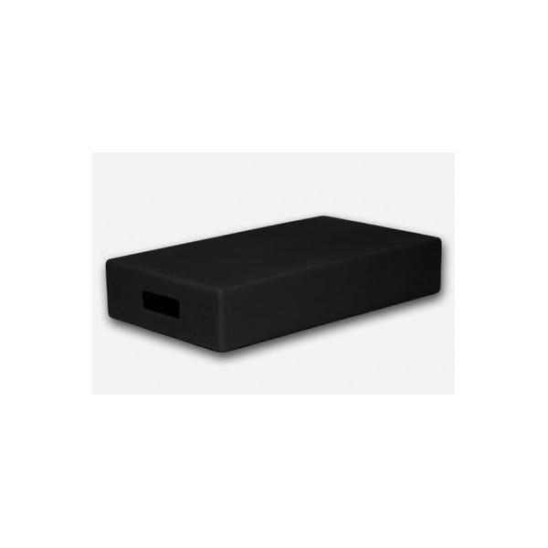 Cherry Box Half - Black