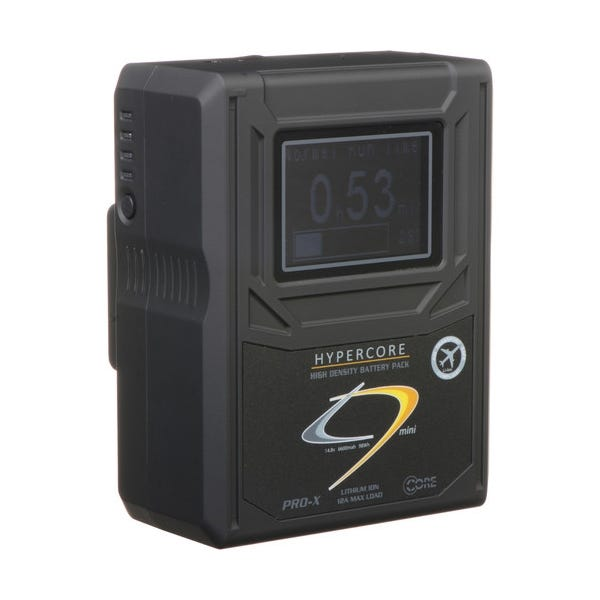 Core SWX HyperCore HC9 Mini Gold Mount Battery