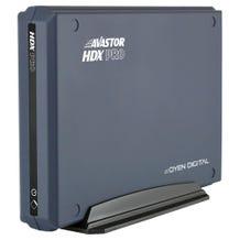 Avastor 6TB HDX Pro USB Type-C External Hard Drive w/ LockBox
