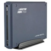Avastor 12TB HDX Pro USB Type-C External Hard Drive