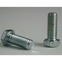 """3/8-16 hex head bolt. 1"""" long"""