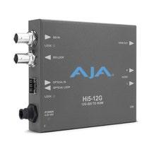 AJA Hi5-12G 12G-SDI to HDMI 2.0 Mini-Converter