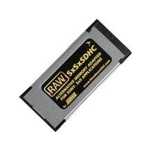 Hoodman RAW SxSxSDXC Memory Adapter