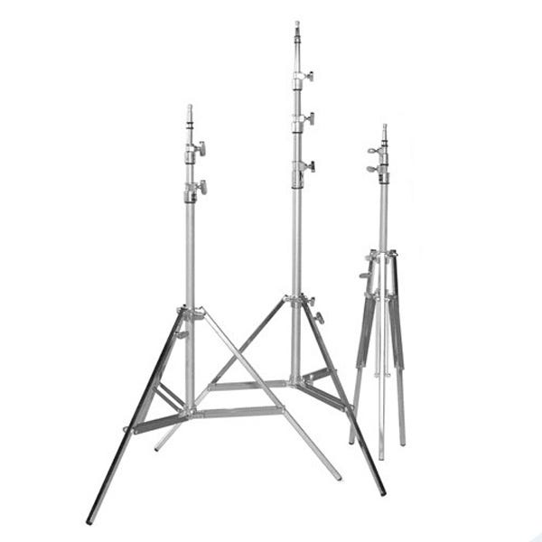 Matthews Studio Equipment 8.5' Hollywood Beefy Baby Stand - Double Riser