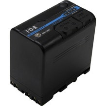 IDX System Technology 14.4V Li-Ion Battery For Tracker Mapping (48Wh) - BP-U Mount
