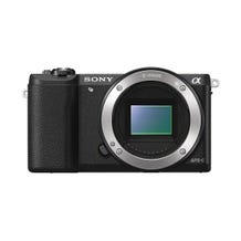 Sony Alpha a5100 Mirrorless Digital Camera (Black, Body Only)