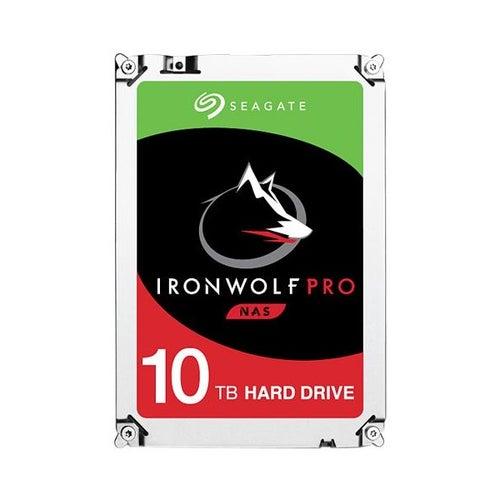 Seagate 10TB IronWolf Pro NAS SATA 6Gb/s Internal Hard Drive